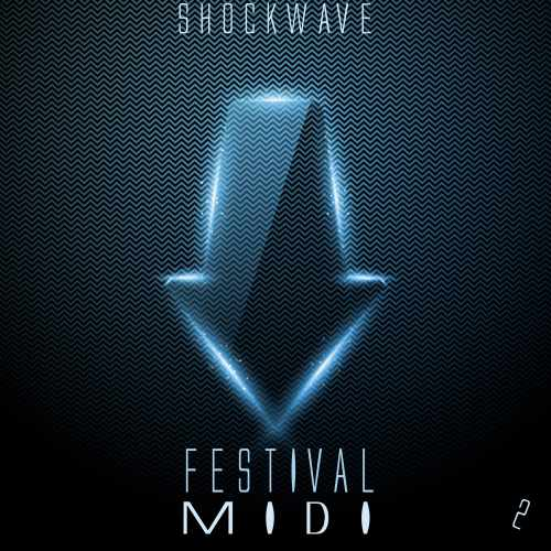 Shockwave Festival MIDI Vol.2 ACID WAV MIDI-DISCOVER